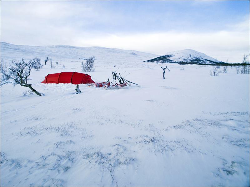 erstes Lager