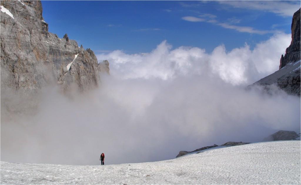 aus den Wolken ans Licht - phantastisches Erlebnis!