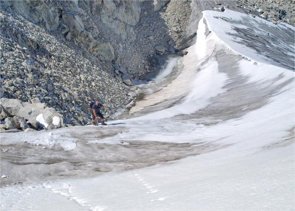 Ausflug zur Eishöhle