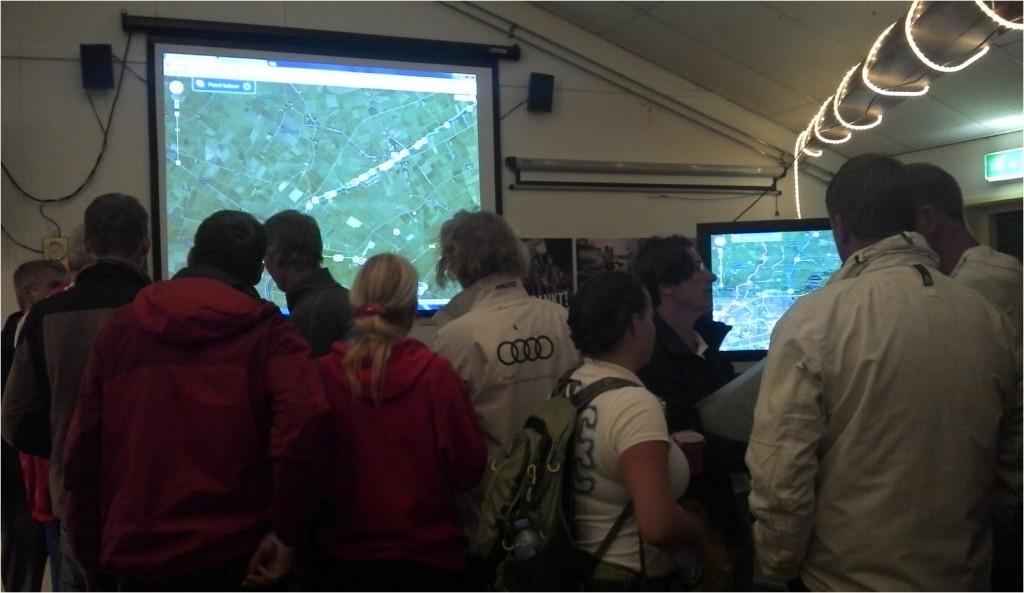 am GPS-Tracking-Monitor