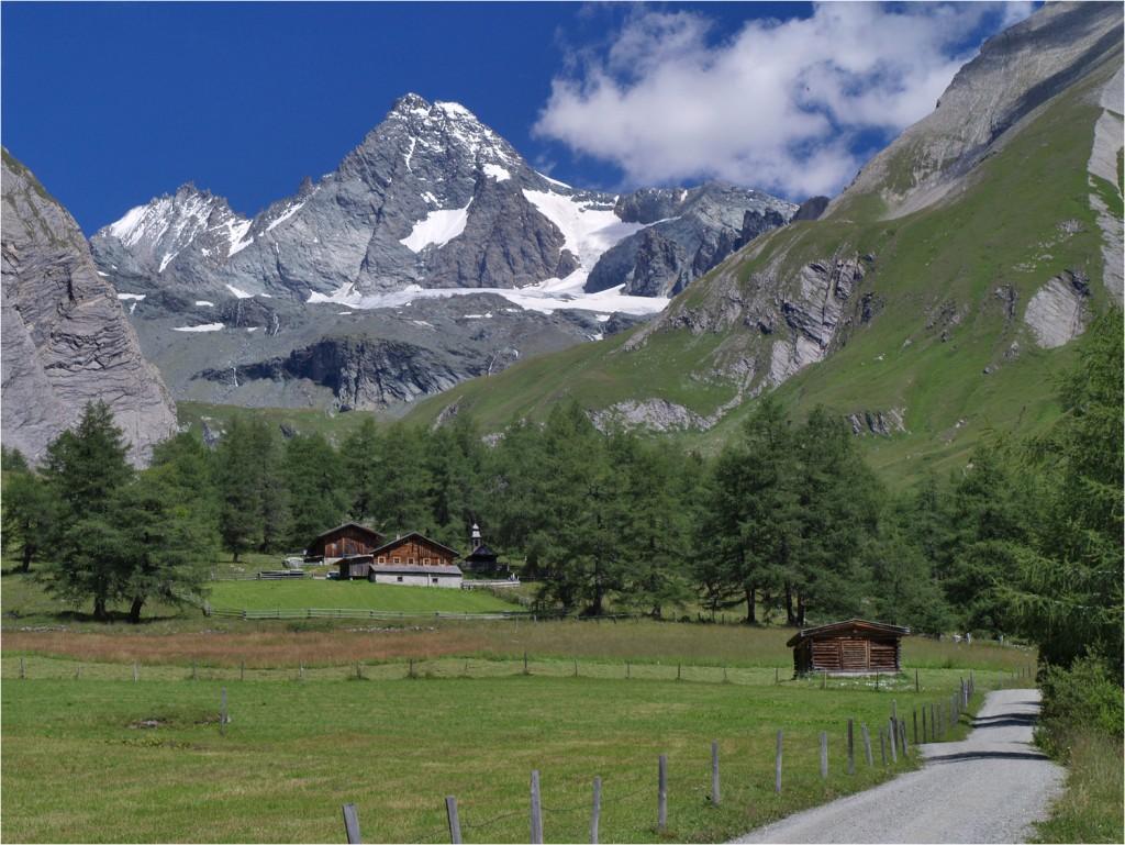 Was für ein schöner Berg!