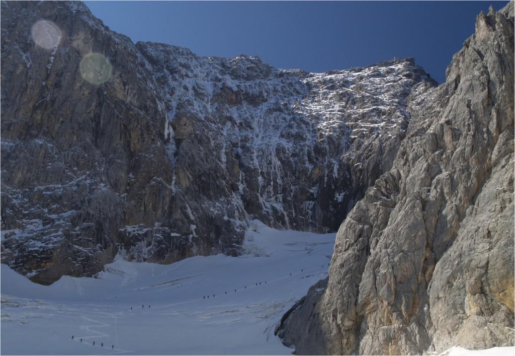 Pilgerung zur Zugspitze