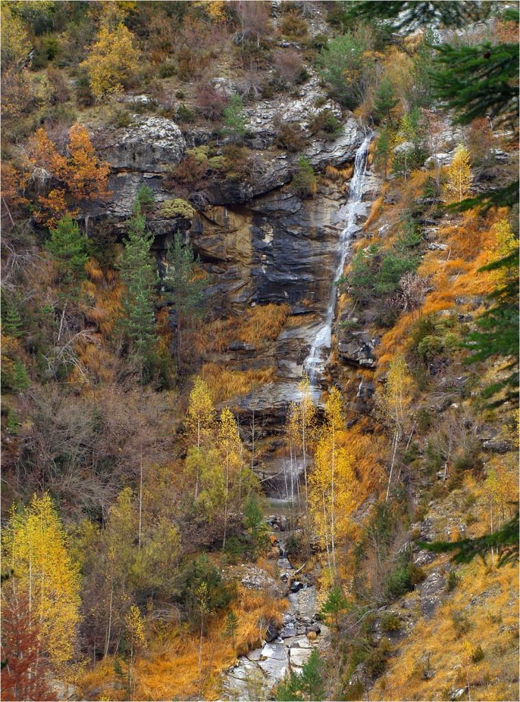 ein letzter Wasserfall...