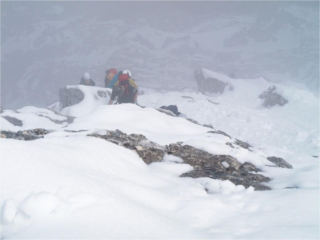 Aufstieg zur Alpspitze über die Alpspitzferrata