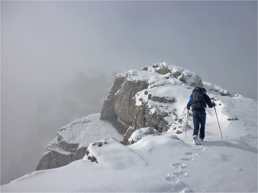 Gipfel in Sicht!
