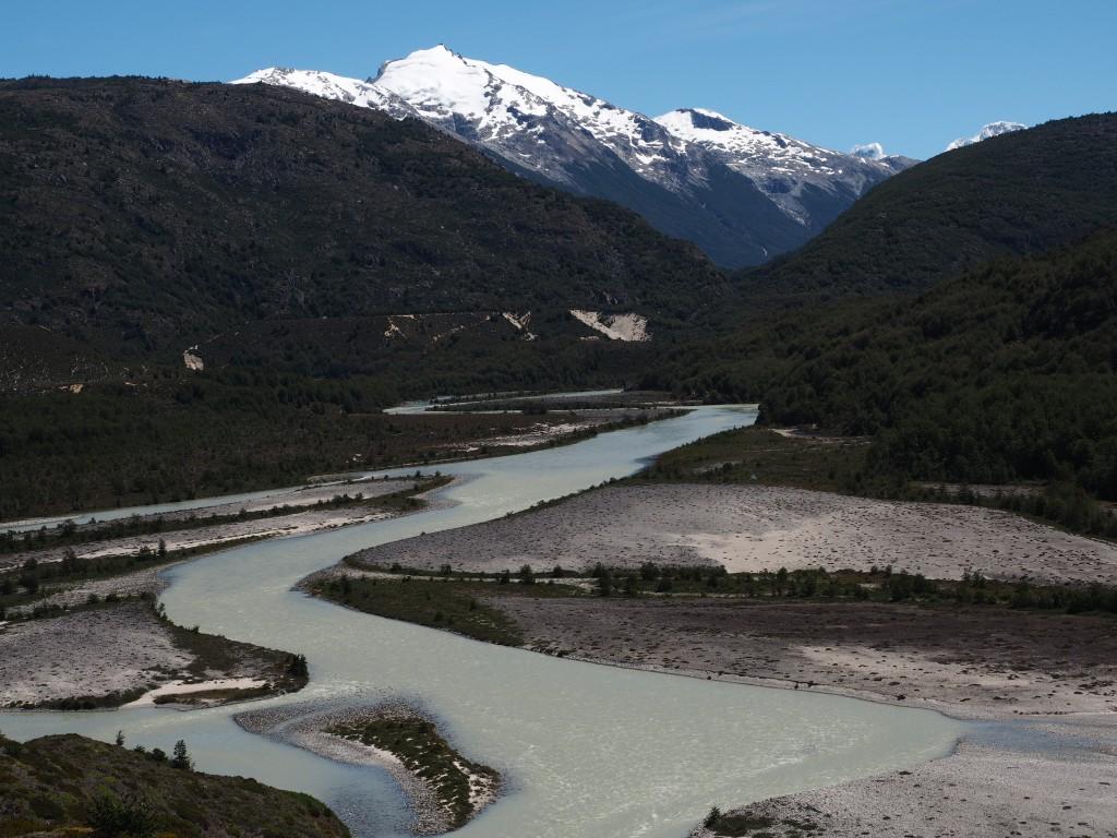 das Tal del Rio Nef