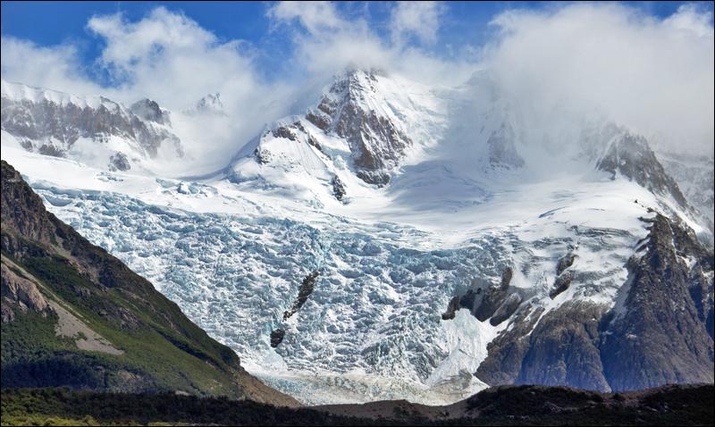 Berge bei El Chalten