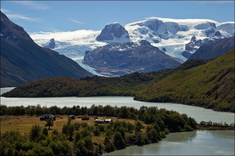Campamento Dickson, NP Torres del Paine