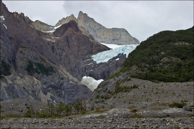 Bei Campamento Perros, NP Torres del Paine