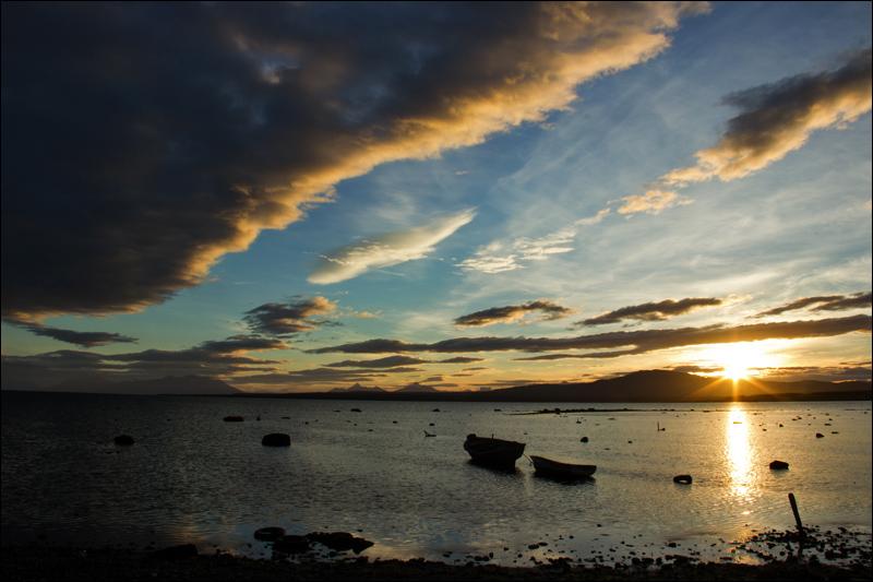 Puerto Natales, Fjord der Letzten Hoffnung