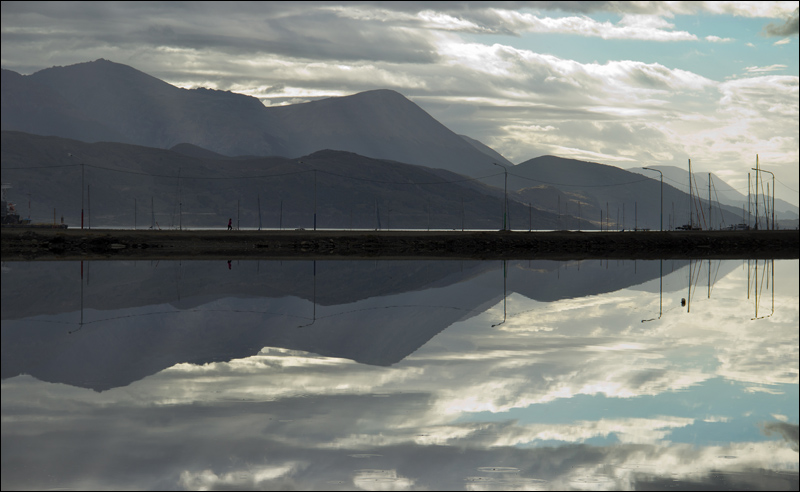 Ushuaia am Morgen